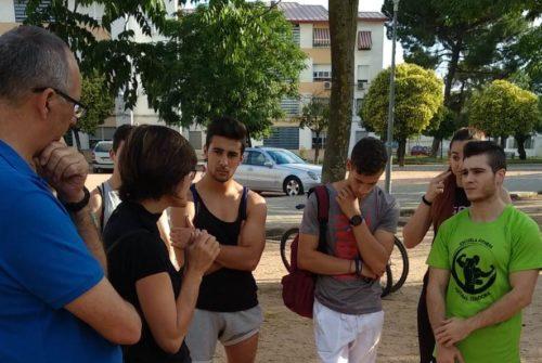 Proyecto de ocio saludable e inclusivo en el barrio de la Fuensanta