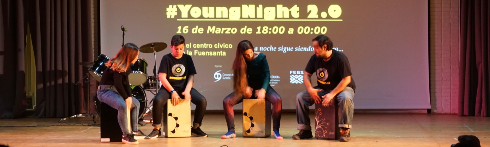 #YOUNGNIGHT 2.0
