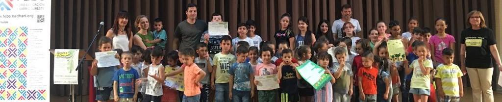 Poesía contra el cambio climático en los centros educativos del distrito Sureste