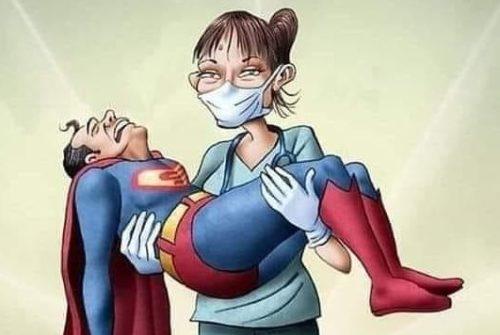¿Médicos y Enfermeras?