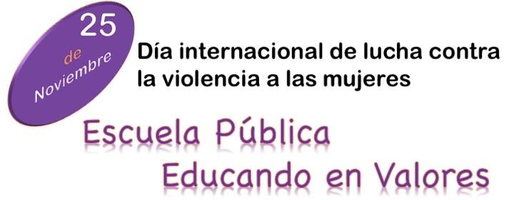 Marchas Violeta «No es No»